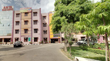 arya college gmvt by eUniversal Ads Media