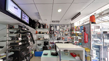 film shop gmvt service by EUAM